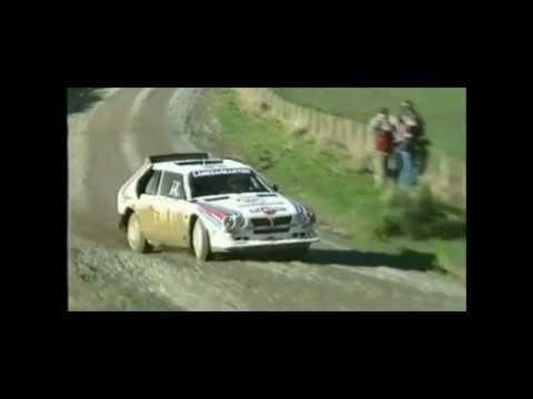 miki biasion - lancia delta s4 1986