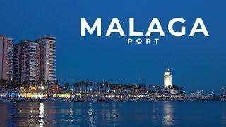 ПОРТ МАЛАГИ, ИСПАНИЯ - MALAGA PORT | Costa del Sol Andalucia