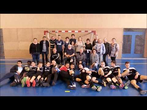 U18M ESTB-HB face à C.A. Pontarlier Handball (35 - 23)