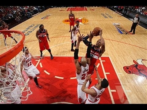 Video: Wizards vs Bulls: Game 2 Flash Recap