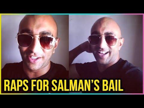 Akash Dadlani RAPS For Salman Khan After His BAIL