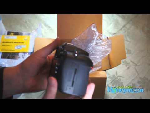 Nikon D7100 Unboxing & Review