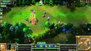 (HD149) 100% Comestible N°2 - League Of Legends Replay [FR]