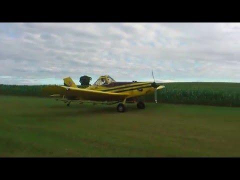 Avião do Ticão de Primeiro de Maio PR - Parte 4