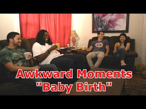 "Awkward Moments ""Baby Birth"" 😂COMEDY😂 (David Spates)"