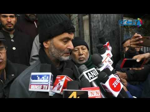 JKLF chief Yasin Malik arrested on eve of 'Youm-e-Taqadus' in Srinagar