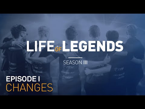 Life of Legends S03E01 - CHANGES