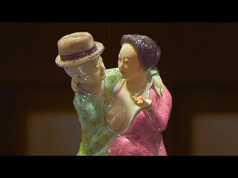 Ancient Chinese Erotica on Display in Hong Kong Exhibit picture