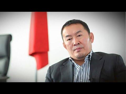 Μογγολία: Προβάδισμα Μπατούλγκα