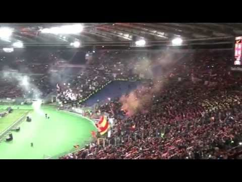 ROMA VS JUVENTUS   STADIO OLIMPICO