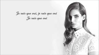 Lana Del Rey - Young and Beautiful (Traduction française)