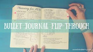 Video Bullet Journal Flip Through MP3, 3GP, MP4, WEBM, AVI, FLV Juli 2018