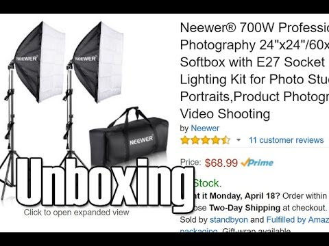 Should You Buy Neewer Softbox Review 24x24