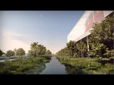 Architecte stades / Agence Architecture sport : Design Competition video for the new Bordeaux Stadium