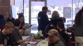 Everyday card store life #55: Sunday, January 26th. 2014