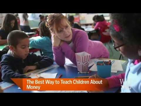 The Best Way to Teach Children About Money