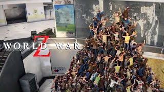 World War Z: Introducing The Horde - Official Gameplay Trailer | Gamescom 2018 by GameSpot