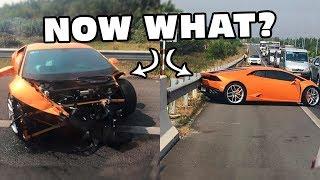So I Crashed My Lamborghini... by Super Speeders
