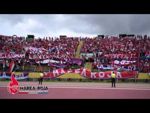 El Nacional vs River Ecuador - Marea Roja - Marea Roja - El Nacional