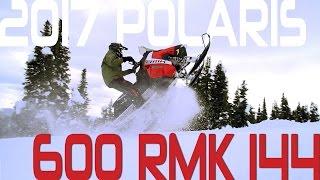 1. STV 2017 Polaris 600 RMK 144