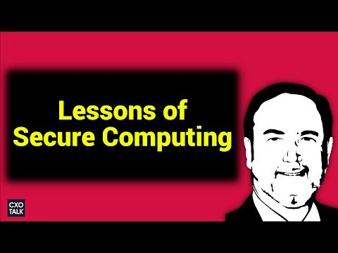 Computer Security and Privacy in Cloud Computing: Digital Business with Unisys Chief Trust Officer