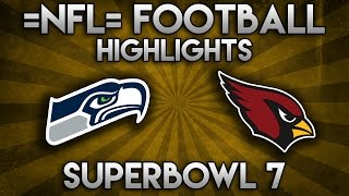 Video =NFL= Roblox SUPER BOWL S7 Football Highlights | CARDINALS @ SEAHAWKS MP3, 3GP, MP4, WEBM, AVI, FLV Oktober 2017