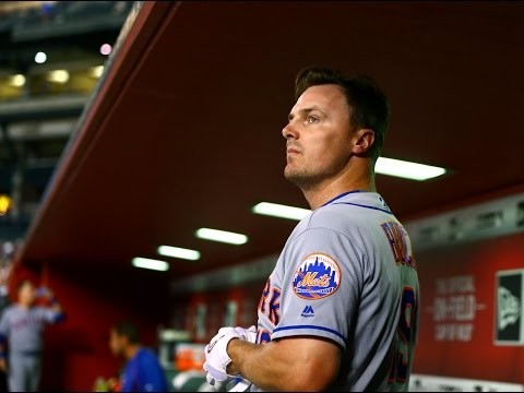Video: Report: Jay Bruce will start in RF for the 2017 New York Mets