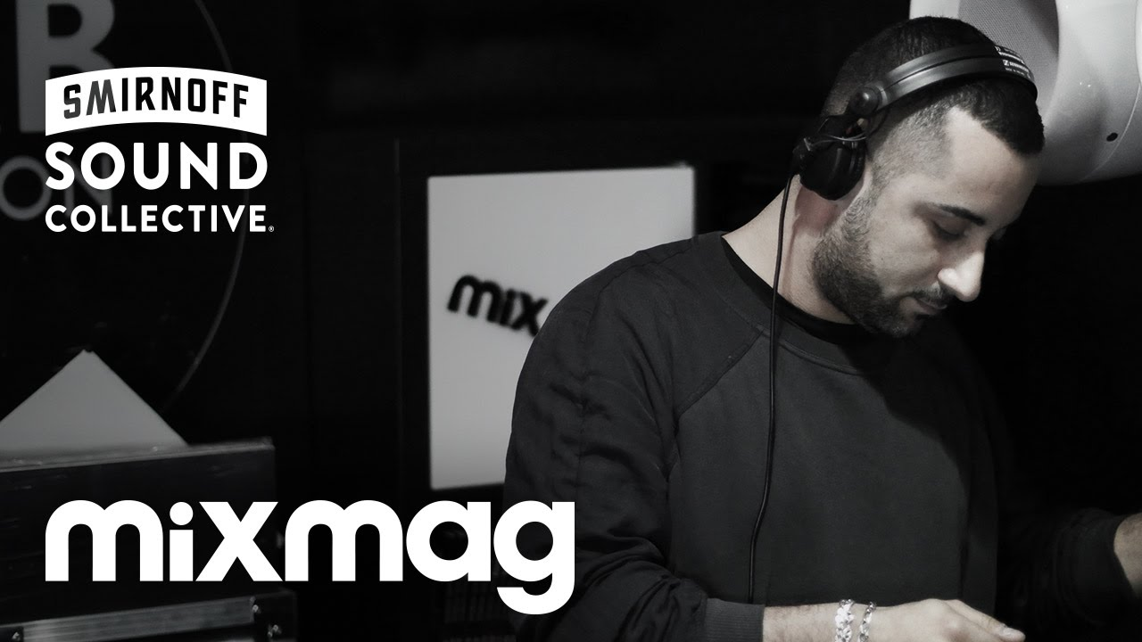 Joseph Capriati - Live @ Mixmag Lab LA 2015