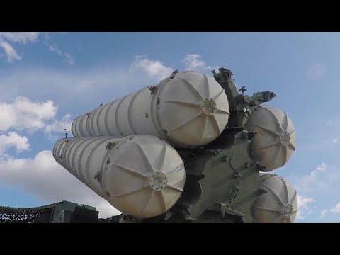 Russland beginnt das Militärmanöver Vostock 2018