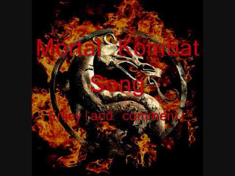 Mortal Kombat Theme Song Original (видео)