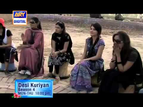 Desi Kuriyan Season 4 Ep # 4 ARY Digital