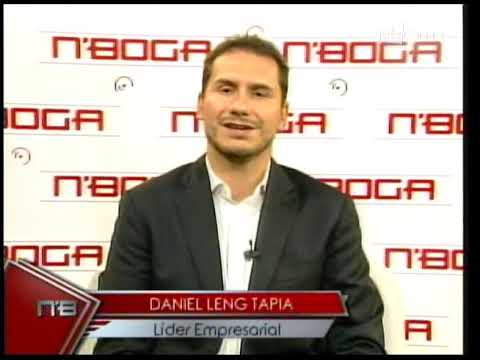 Líderes Empresariales: Daniel Leng Tapia Líder Empresarial
