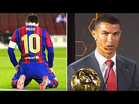 RONALDO's INSULTING NICKNAME for MESSI! This is HOW Cristiano called Lionel!