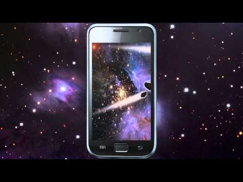 Video of Galaxy Space Live  Wallpaper