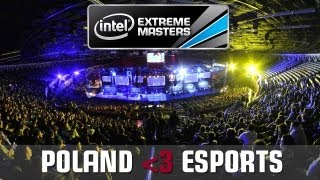 Poland loves eSports - IEM Katowice Opening Day
