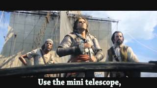 Video LITERAL Assassin's Creed 4: Black Flag Trailer (Speed Up) MP3, 3GP, MP4, WEBM, AVI, FLV Desember 2017