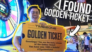 Video GOLDEN TICKET FOUND!!!(Worth 1000 Ticket) - Arcade Ninja (Timezone) MP3, 3GP, MP4, WEBM, AVI, FLV Desember 2018