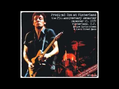 Bruce Springsteen - Live At Winterland - 18. Mona/She's The One