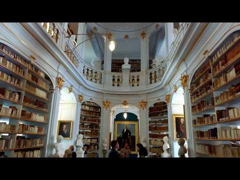 Herzogin Anna Amalia Bibliothek Weimar 21.05.2018 / 02