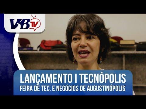 VBTv | Feira tecnol�gica � lan�ada em semin�rio do Sebrae