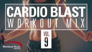 WOMS // Cardio Blast Workout Mix Vol. 9 (60 Min Non Stop Workout Mix 140-160 BPM)