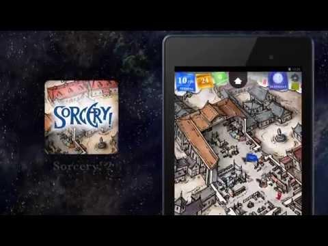 Video of Sorcery! 2