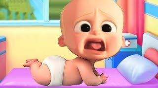 Video Little Baby Boss Care Doctor, Bath Time, Dress Up Learning Movie Game Cartoon for Kids. Learn Colors MP3, 3GP, MP4, WEBM, AVI, FLV Agustus 2017