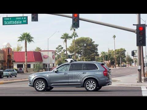 Αυτοκίνητο χωρίς οδηγό της Uber σκότωσε γυναίκα