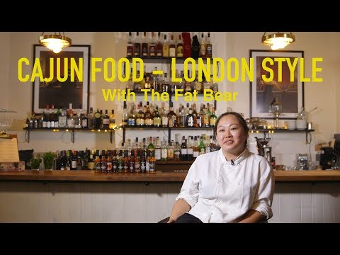 London's Secret Cajun Restaurant