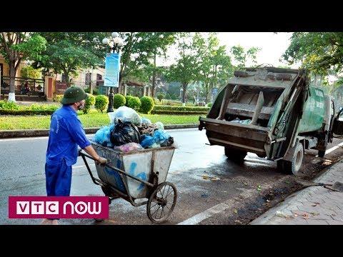 Chính sách đãi ngộ nào cho người thu gom rác? | VTC1 - Thời lượng: 2 phút, 13 giây.