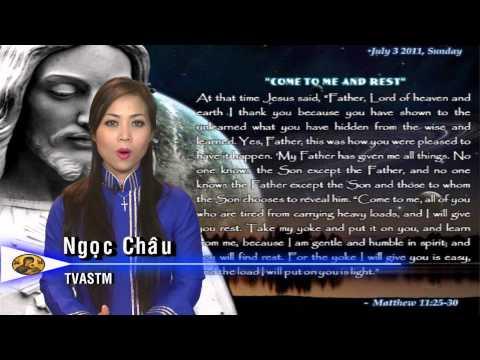Chương Trình TVASTM Ngày 6-7-2014