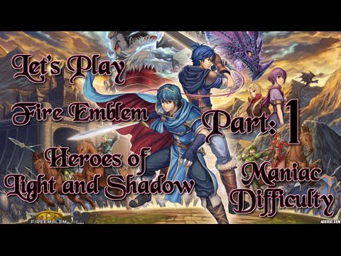 "Part 1: Let's Play Fire Emblem 12, Maniac, Chapter 1 - ""Grustian Expedition"""