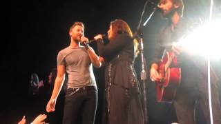 Lady Antebellum Dancing Away with my Heart 1-30-14