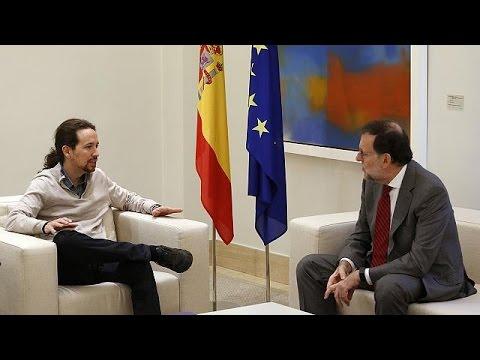 Πολιτικό αδιέξοδο στην Ισπανία-Οι Podemos είπαν «όχι» στον Ραχόϊ